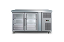 Underbench Glass Door Fridge