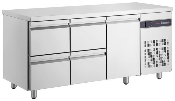 Underbench Drawer Fridge