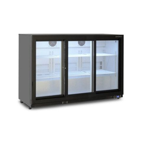 Bromic BB0330GDS Back Bar Chiller - 307 Litre (Sliding Door)