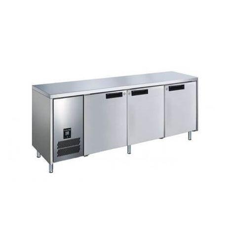 Glacian BCS72476 - 3 Solid Door Under bench Fridge 2476 x 760mm
