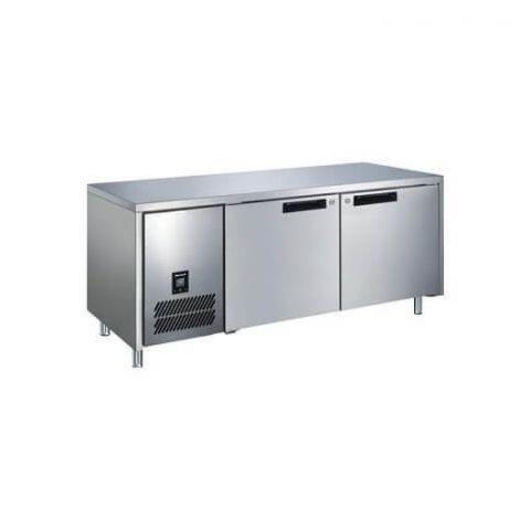 Glacian BFS61420 - 2 Solid Door Slim Under bench Freezer