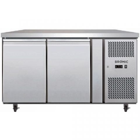 Bromic UBC1360SD 2 solid Door Fridge