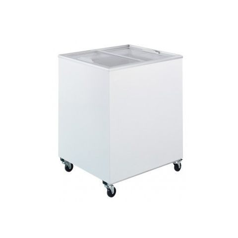 Bromic CF0200FTFG Flat Glass Chest Freezer