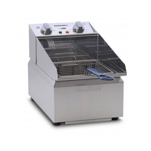 Roband Single Pan Counter Top Fryer