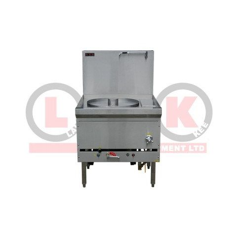 LKK DSS-1BT Single Burner Dim Sum Steamer (Autofill)