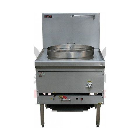 LKK DSS-1B Single Burner Dim Sum Steamer