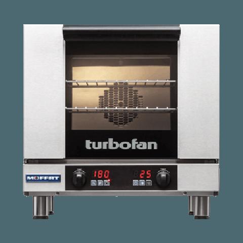 Turbofan E23D3 - 3 x GN 2/3 Digital Electric Convection Oven