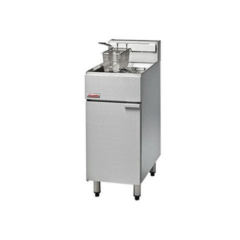 FastFri FF18 400mm Economy Gas Deep Fryer