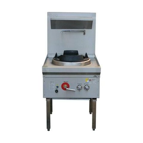 LKK-1B/C Waterless Single Burner Gas Wok Cooker
