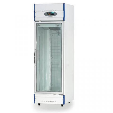 Anvil GDJ0640 Single Glass Door Fridge