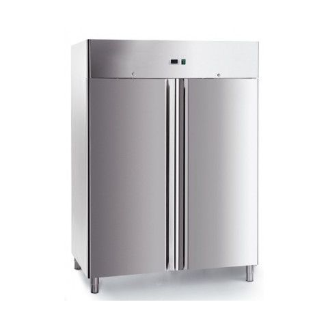 Exquisite Double Door Stainless Steel Freezer GSF1410H - 1410 litres
