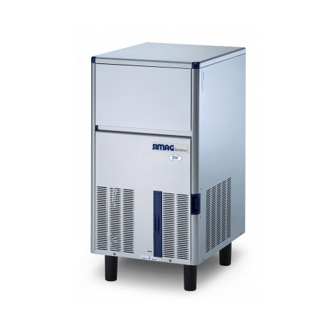 Bromic IM0050HSC-HE Self Contained Hollow Cube Ice Machine 47Kg/24Hr