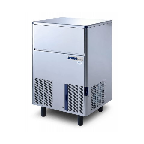 Bromic IM0084HSC-HE Self Contained Hollow Cube Ice Machine 82Kg/24Hr