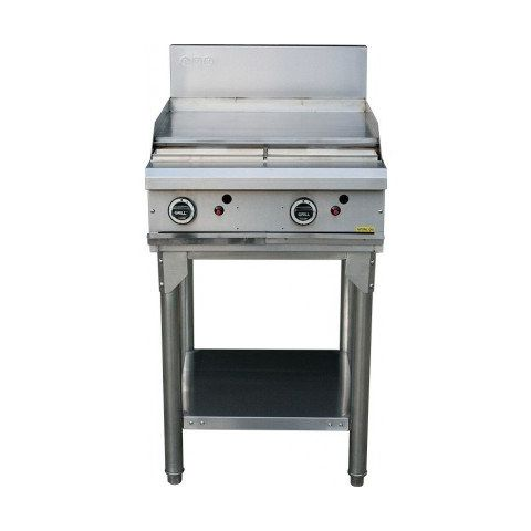 LKKOB4B 2 Burner Griddle Hotplate