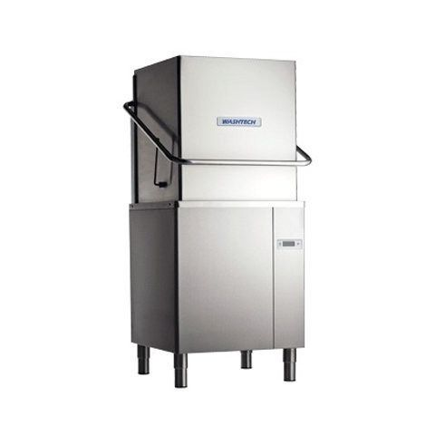 Washtech M2 Professional Passthrough Dishwasher - 500mm Rac
