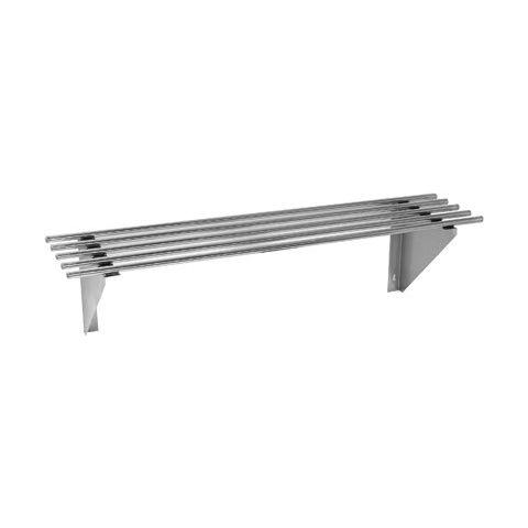 Stainless Pot Shelf 1800mm x 300mm