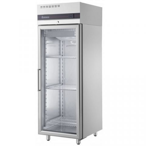 Inomak UFI1170G Single Glass Door Fridge
