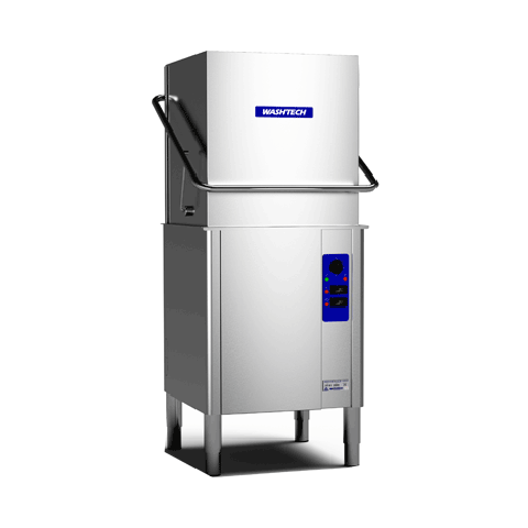 Washtech XP Economy Passthrough Dishwasher - 500mm Rack