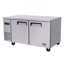 Underbench Solid Door Fridge