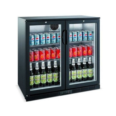 Bromic BB0200GD Back Bar Chiller - 208 Litre
