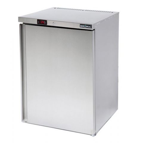 Bromic UBC0140SD Solid Door Bar Fridge