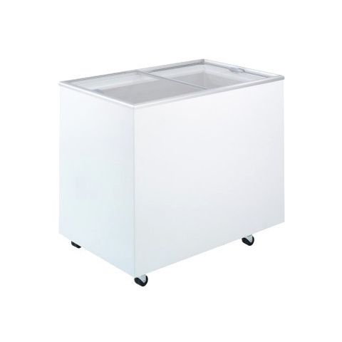 Bromic CF0300FTFG Flat Glass Chest Freezer