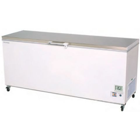 Bromic CF0700FTSS Chest Freezer S/S Lid