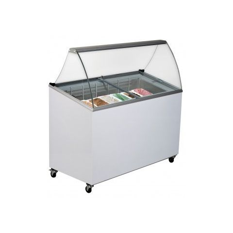 Bromic GD0007S Static Gelato Bar