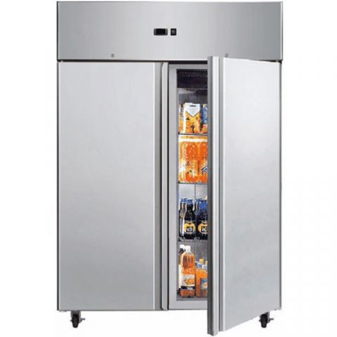 Bromic UC1300SD 2 Solid door Storage Fridge