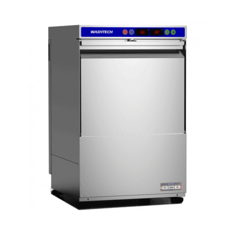 Washtech XV Economy Undercounter Dishwasher / Glasswasher - 450mm Rack