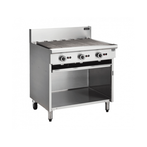 Cobra CB9 Gas BBQ 900mm On Open Cabinet Base