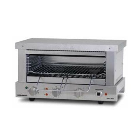 Roband GMW815E Grill Max Wide-Mouth Toaster