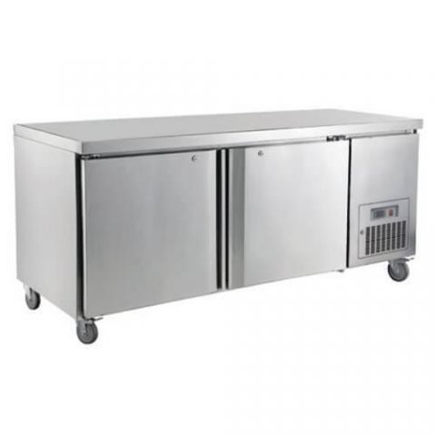 Saltas CUF1800 - 2 Door Underbench Freezer