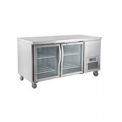 Saltas CUG1500 - 2 Door Underbench Fridge