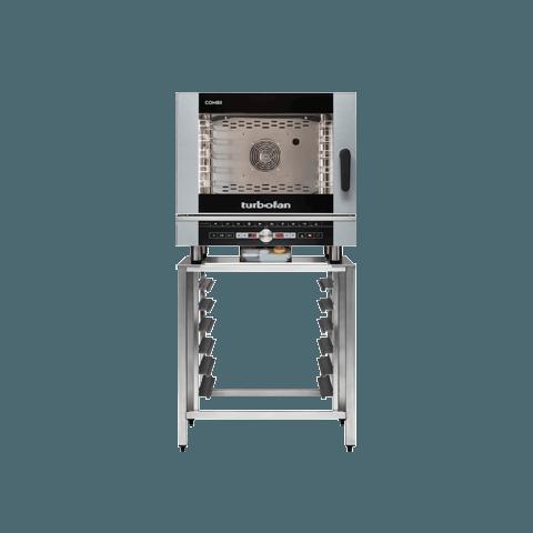 Turbofan EC40D5 Full Size 5 Tray Digital Electric Combi Oven
