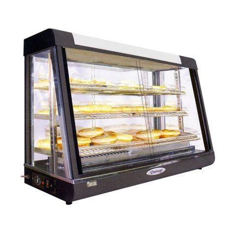 F.E.D. PW-RT/660/TG Pie Warmer & Hot Food Display - 660mm