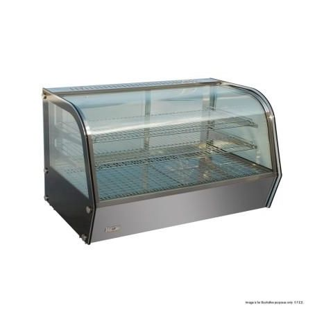 F.E.D. HTH160 Heated BELLEVISTA Counter Top Display