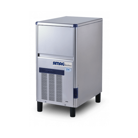 Bromic IM0034HSC-HE Self Contained Hollow Cube Ice Machine 32Kg/24Hr