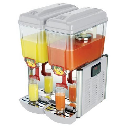 Anvil Aire JDA000 Double Bowl Juice Dispenser