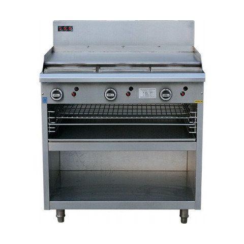 LKKOB6A+T Griddle Toaster