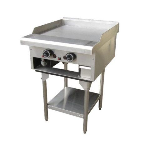 LKKTG6 2 Burner Gas Teppan Griddle