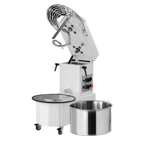 Baker Max SFR50 - 48L Tilt Head Spiral Mixer - 25Kg Flour