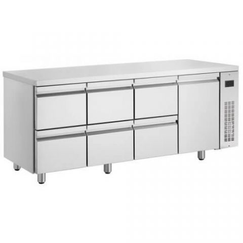Inomak UBD6000 Under Bar Drawer Fridge