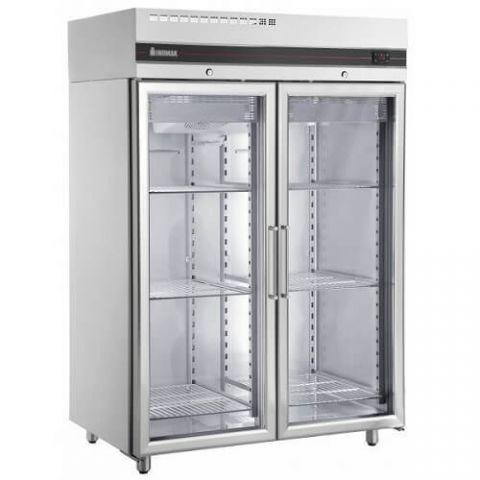 Inomak UFI2140G Double Glass Door Freezer